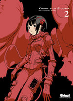 Knights of Sidonia # 2