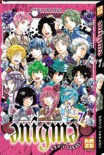 Enigma 7 Manga