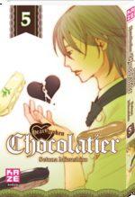 Heartbroken Chocolatier 5 Manga