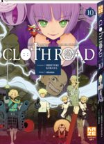 Cloth Road 10 Manga