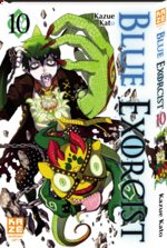 Blue Exorcist 10