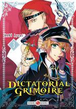 Dictatorial Grimoire T.3 Manga