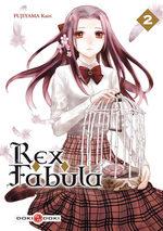 Rex Fabula T.2 Manga