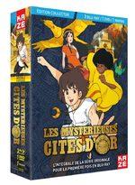 Les Mystérieuses Cités d'Or # 0