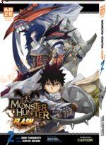couverture, jaquette Monster Hunter Flash 2