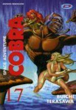 couverture, jaquette Cobra 1ère édition 17