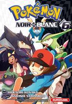 Pokémon Noir et Blanc 6 Manga