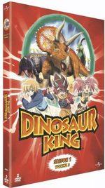 Dinosaur King 3 Série TV animée