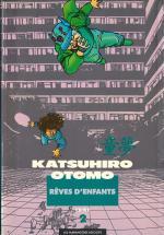 Dômu - Rêves d'Enfants 2 Manga