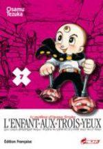L'Enfant aux Trois Yeux 7 Manga