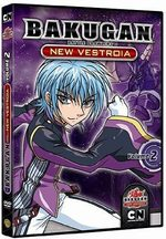 Bakugan Battle Brawlers : New Vestroia 2 Série TV animée