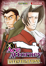 Ace Attorney Investigations # 4
