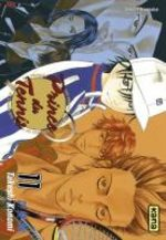 Prince du Tennis 11 Manga