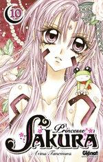 Princesse Sakura 10 Manga