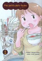 Mes petits plats faciles by Hana T.1 Manga