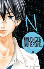 No Longer Heroine T.2 Manga