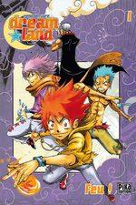 Dreamland T.1 Global manga