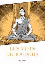 Les Mots de Bouddha Manga