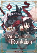 The Mystic Archives of Dantalian 4