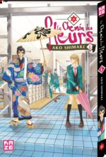 Le Chemin des Fleurs 6 Manga
