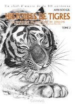 Histoires de tigres T.2 Manhwa