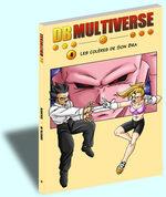 couverture, jaquette Dragon Ball Multiverse 4