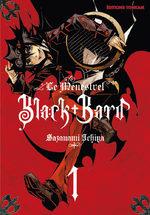 Black Bard T.1 Manga