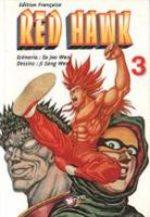 Red hawk 3 Manhwa