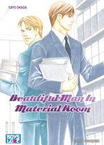 Beautiful Man In Material Room 1 Manga