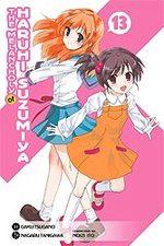 La Mélancolie de Haruhi Suzumiya 13