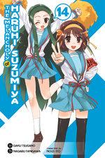 La Mélancolie de Haruhi Suzumiya 14