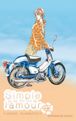 Simple comme l'amour 14 Manga