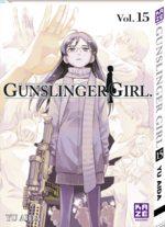 Gunslinger Girl T.15 Manga
