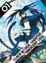 Black Rock Shooter - Innocent Soul 1 Manga