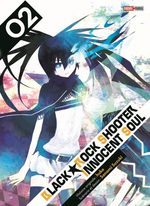 Black Rock Shooter - Innocent Soul T.2 Manga