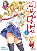 Makenki 3 Manga