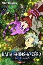Kaitaishinsho Zéro 6 Manga