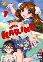 Avec Karine 7 Manga