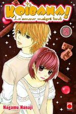 Koibana ! L'Amour Malgré Tout 8 Manga