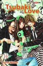 Tsubaki Love 14 Manga