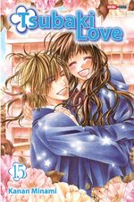 Tsubaki Love 15 Manga