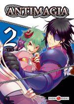 Antimagia T.2 Manga