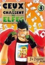 Ceux qui Chassent des Elfes ! 4 Manga