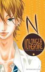 No Longer Heroine 3 Manga