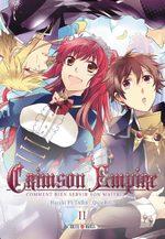 Crimson Empire T.2 Manga