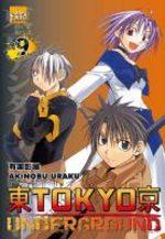 Tôkyô Underground 9 Manga