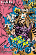 Jojo's Bizarre Adventure - Steel Ball Run 3