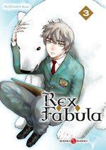 Rex Fabula T.3 Manga