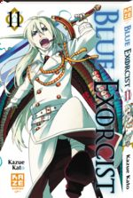 Blue Exorcist 11