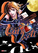 Cat's Aï 1 Manga